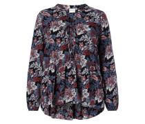 PLUS SIZE - Blusenshirt mit floralem Muster