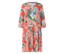 PLUS SIZE Kleid mit Allover-Muster
