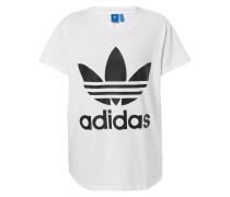 Oversized T-Shirt mit Logo-Print