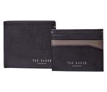 Accessoire-Set aus Geldbörse und Kartenetui