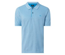 Casual Fit Poloshirt aus Baumwolle