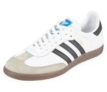 Sneaker 'Samba' aus Leder