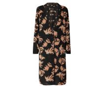 Kimono aus Chiffon mit Allover-Muster