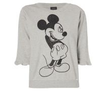 Sweatshirt mit Disney©-Flockprint