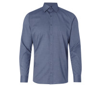 Body Fit Business-Hemd mit Under-Button-Down-Kragen