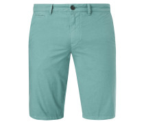 Slim Fit Shorts aus Baumwolle