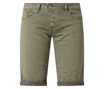 Shorts mit Stretch-Anteil Modell 'Malibu'