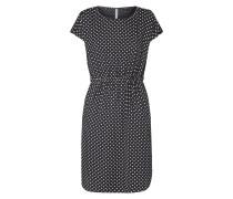 Kleid aus Modal mit floralem Muster