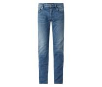 Regular Fit Jeans mit Stretch-Anteil Modell 'Willbi'