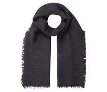 Schal mit Alpaka-Anteil - meliert