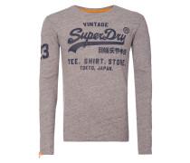 Sweatshirt mit großem Logo-Print