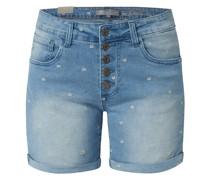 Jeansshorts mit Stretch-Anteil Modell 'Gladis'