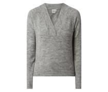 Pullover mit Alpaka-Anteil Modell 'Ihamara'