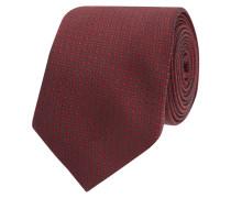 Krawatte aus Seide mit Struktur