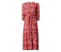 Kleid aus Viskose Modell 'Coleen'