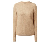 Pullover mit Alpaka-Anteil Modell 'Alva'