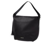 Hobo Bag mit Zierquaste