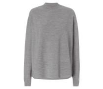 Oversized Pullover aus reiner Schurwolle