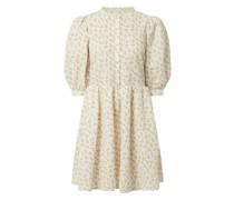 Kleid aus Bio-Baumwolle Modell 'Bareen'