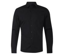 Tailored Business-Hemd mit Kentkragen