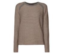 Pullover aus Schurwoll-Mix