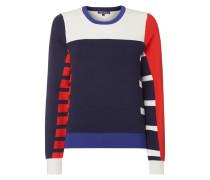 Pullover mit Streifendetails