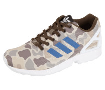 Sneaker mit Camouflage-Muster