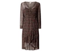 Kleid mit Millefleurs Modell 'Runa'
