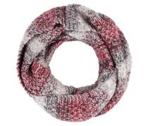 Loop-Schal mit Streifenmuster