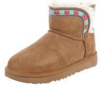 Boots mit Lammfellfutter
