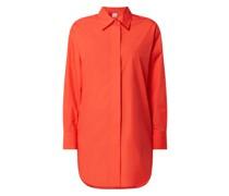 Oversized Bluse aus Baumwolle