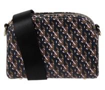 Crossbody Bag mit Logo-Muster Modell 'Besra Nannik'