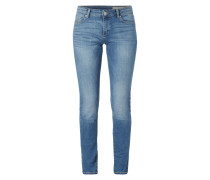 Skinny Fit 5-Pocket-Jeans
