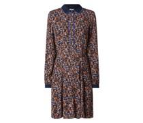 Kleid mit floralem Muster Modell 'Bryanna'