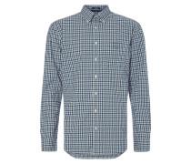 Modern Fit Freizeithemd mit Vichy Karo