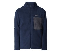 Jacke aus Teddyfell Modell 'Mountain Side'
