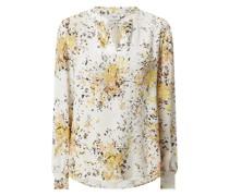 Blusenshirt aus Viskose Modell 'Flamina'
