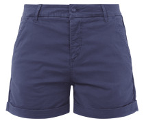 Chinoshorts im Washed Out-Look