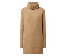 Strickkleid mit Woll-Anteil Modell 'Jana'
