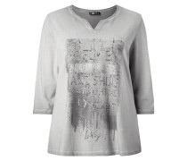 PLUS SIZE - Shirt im Washed Out Look