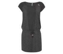 Kleid mit großem Cut Out