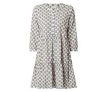 Kleid aus Baumwolle Modell 'Kaprianna'