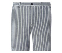 Regular Fit Shorts aus Baumwolle Modell 'John'