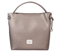 Hobo Bag in Metallicoptik