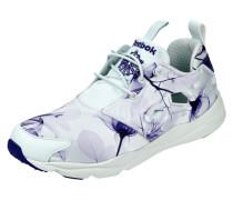 Slip-On Sneaker mit floralem Muster