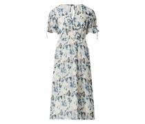 Kleid aus Chiffon Modell 'Tapestry'