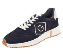 Sneaker aus Leder und Textil Modell 'Rawson'