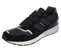 Sneaker 'Train 100' aus Veloursleder