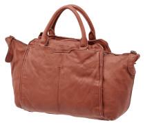 Handtasche aus weichem Vintageleder