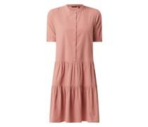 Kleid aus Bio-Baumwolle Modell 'Delta'